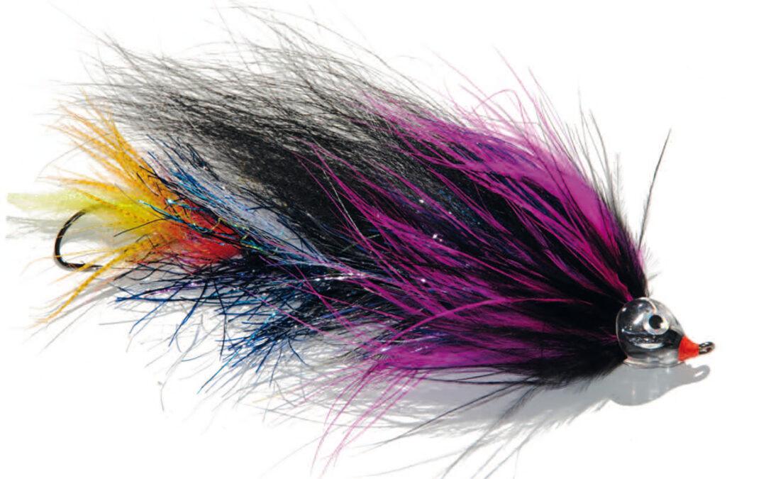 Her et billede af fluen, som satte gang I det hele – nemlig RLT Night Spine.