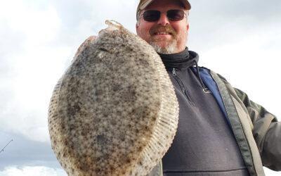 Tag med Sport Dres på fladfisketur i efterårsferien