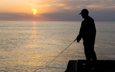 CORONA LOKKER FOLK UD AT FISKE