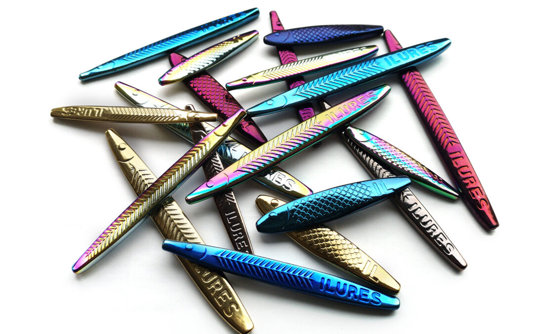 Ilures 2020 kollektion af titaniumsfarver