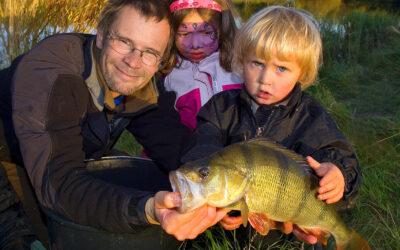 Lystfiskeriets Dag 2020 – kom ud og fisk!
