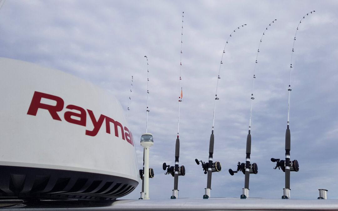 Byt dit gamle udstyr og få 25 % i rabat på nyt Raymarine udstyr