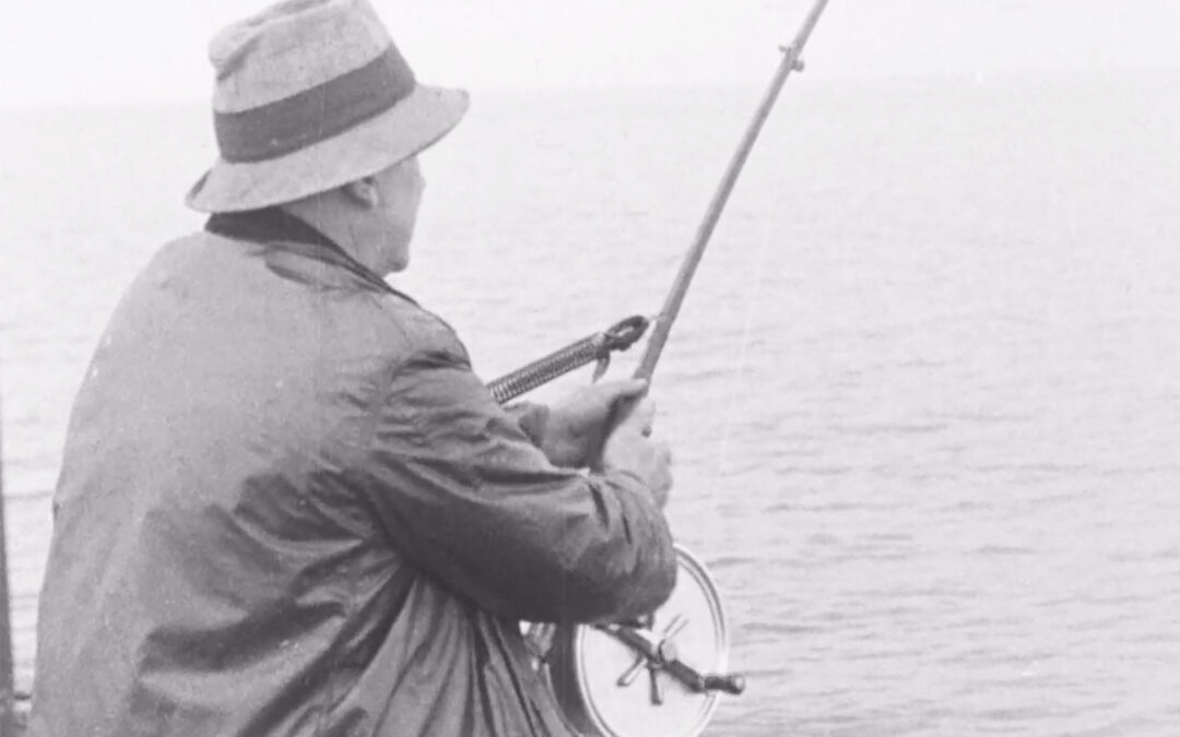 Tunfiskeri på Sjællands Odde