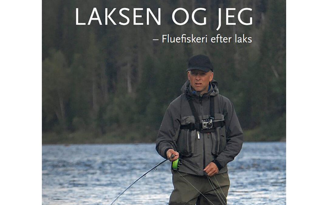 Laksen og jeg - fluefiskeri efter laks. Ny bog af Kenny Frost.