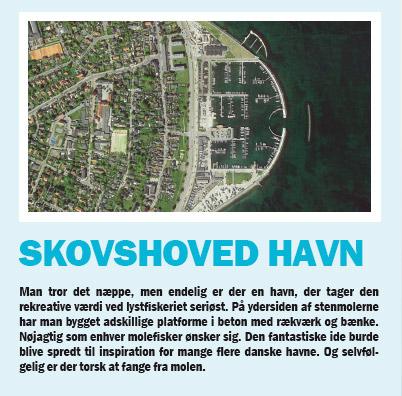 Skovshoved Havn