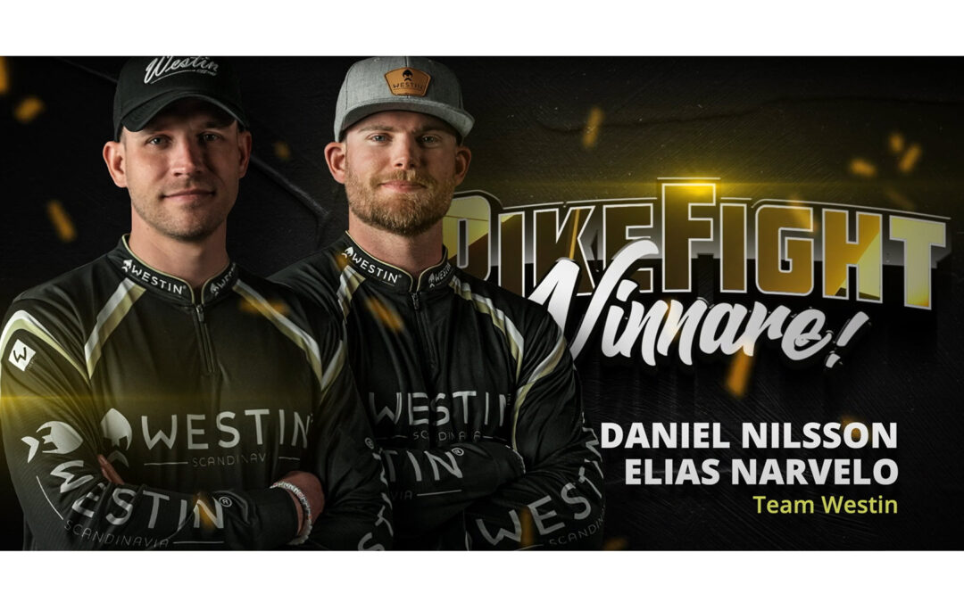 Pike Fight winners from Westin - Elias Navealo og Daniel Nilsson