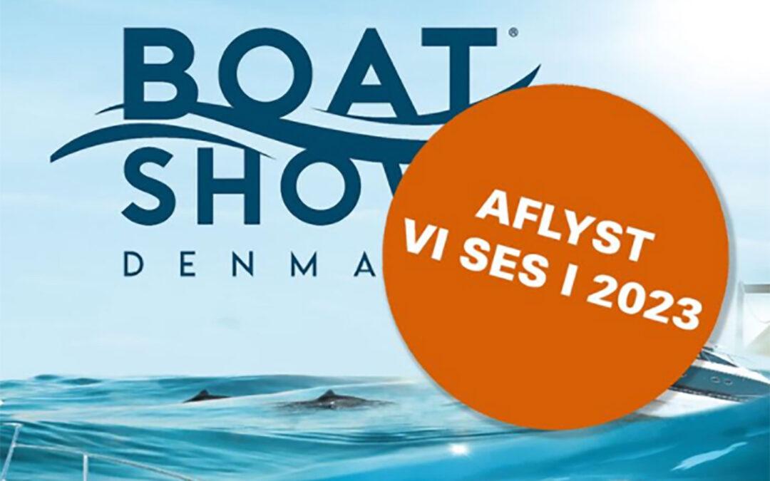 Boatshow 2021 aflyst