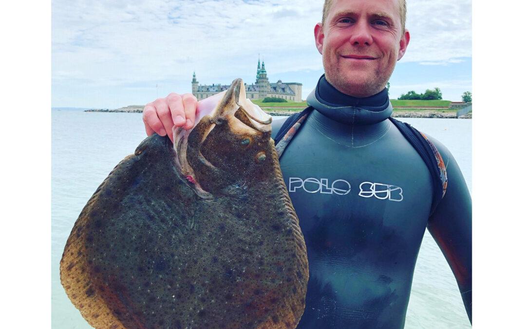 UV-jægernes formand Johan Wedel Nielsen har netop fået en plads i paragraf 7 udvalget, der fordeler fisketegnsmidlerne