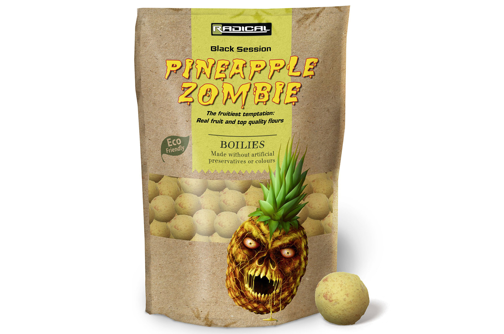 Pineapple Zombie fra Radical Boilies