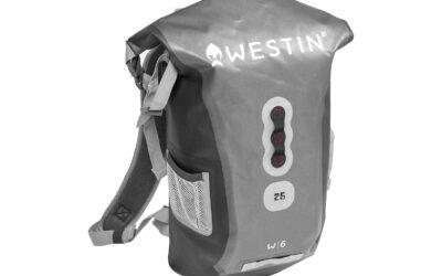 NY LÆKKER VANDTÆT FISKERYGSÆK: W6 Roll-Top Backpack