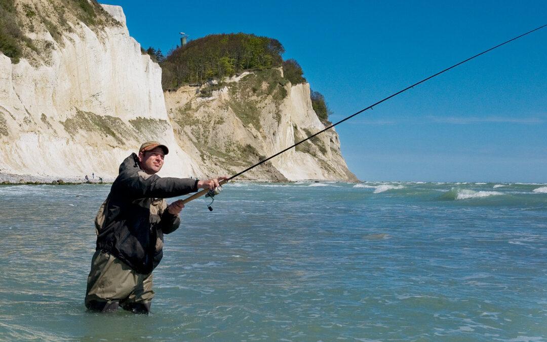 Såfremt det blev forbudt at fiske i strengt beskyttede Natura 2000 områder kunne det få store konsekvenser for dansk kystfiskeri - blandt andet på Møn.