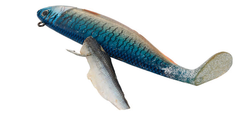 Man kan optimere sin kunstagn til bl.a. helleflynderfiskeri ...