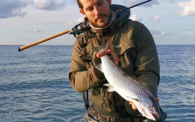 Vanvittigt forårsfiskeri for team Fishing Chronicles