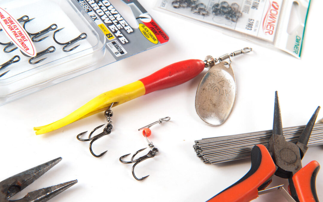 Claw Connector til laksefiskeri med kondomspinner