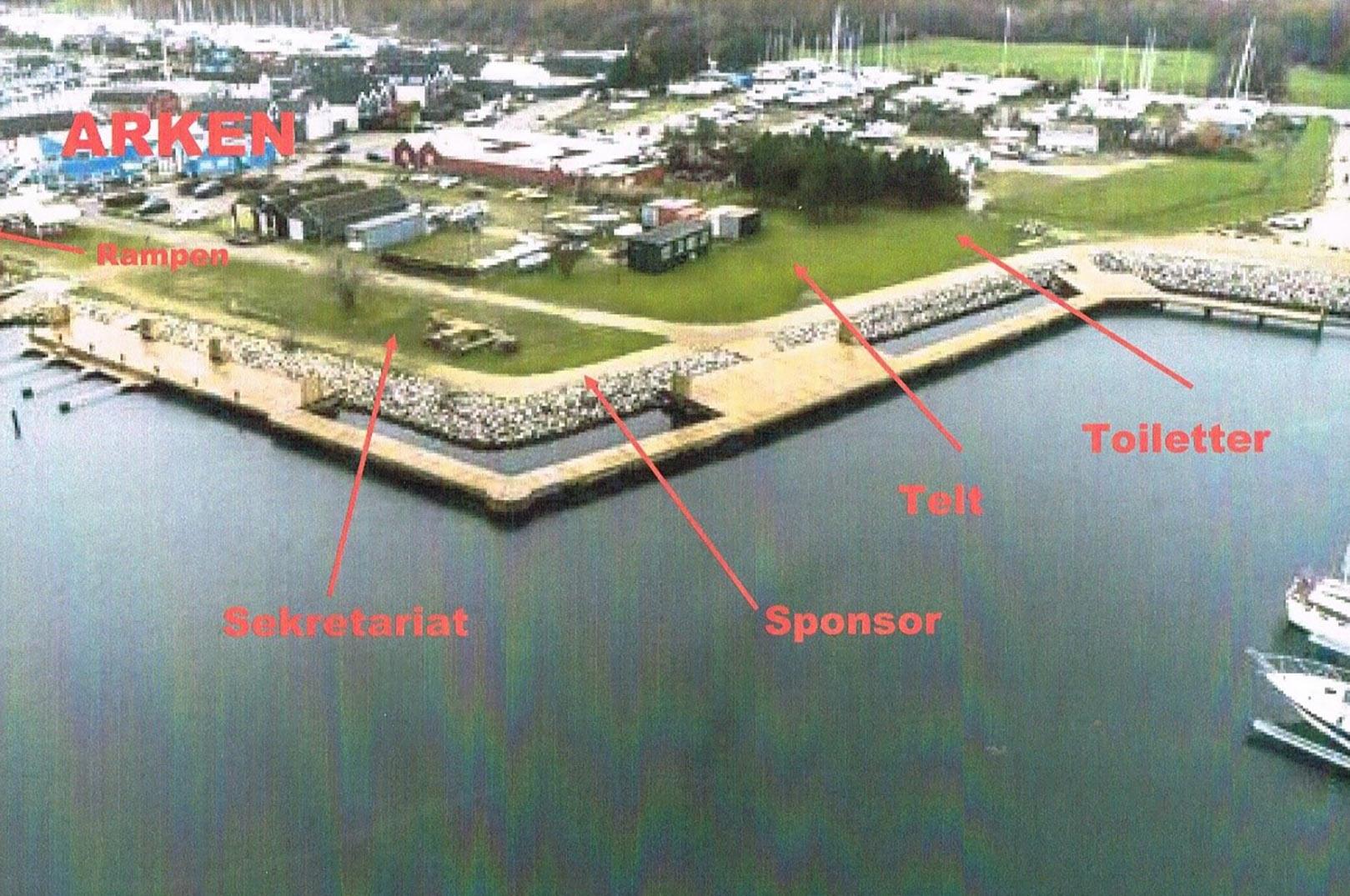 I starten af juni liver det Køge Havn, der danner rammen om DM i Trolling 2021.