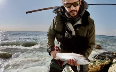 EN DYR, MEN DEJLIG FISKETUR…