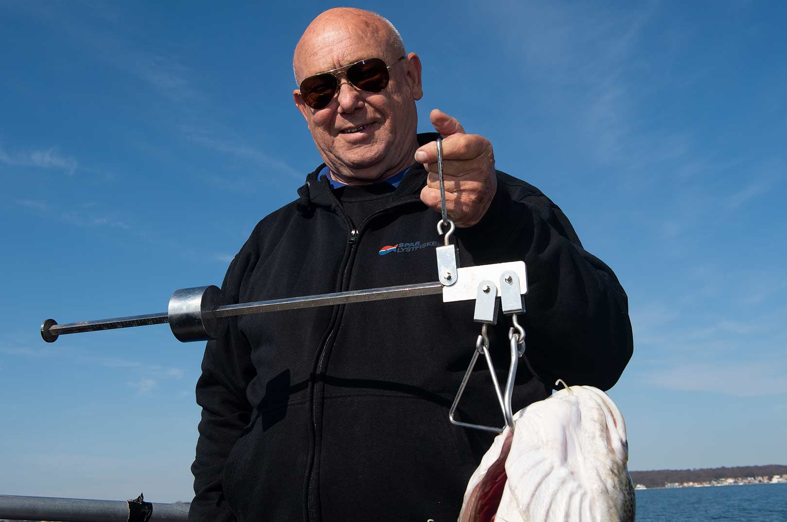 H. C. Madsen er retur som skipper på Øby i Åresund - og han gør det virkelig godt med at finde fisk selv på de svære dage.