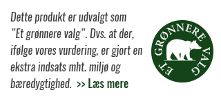 Et grønt valg fra Friluftsland