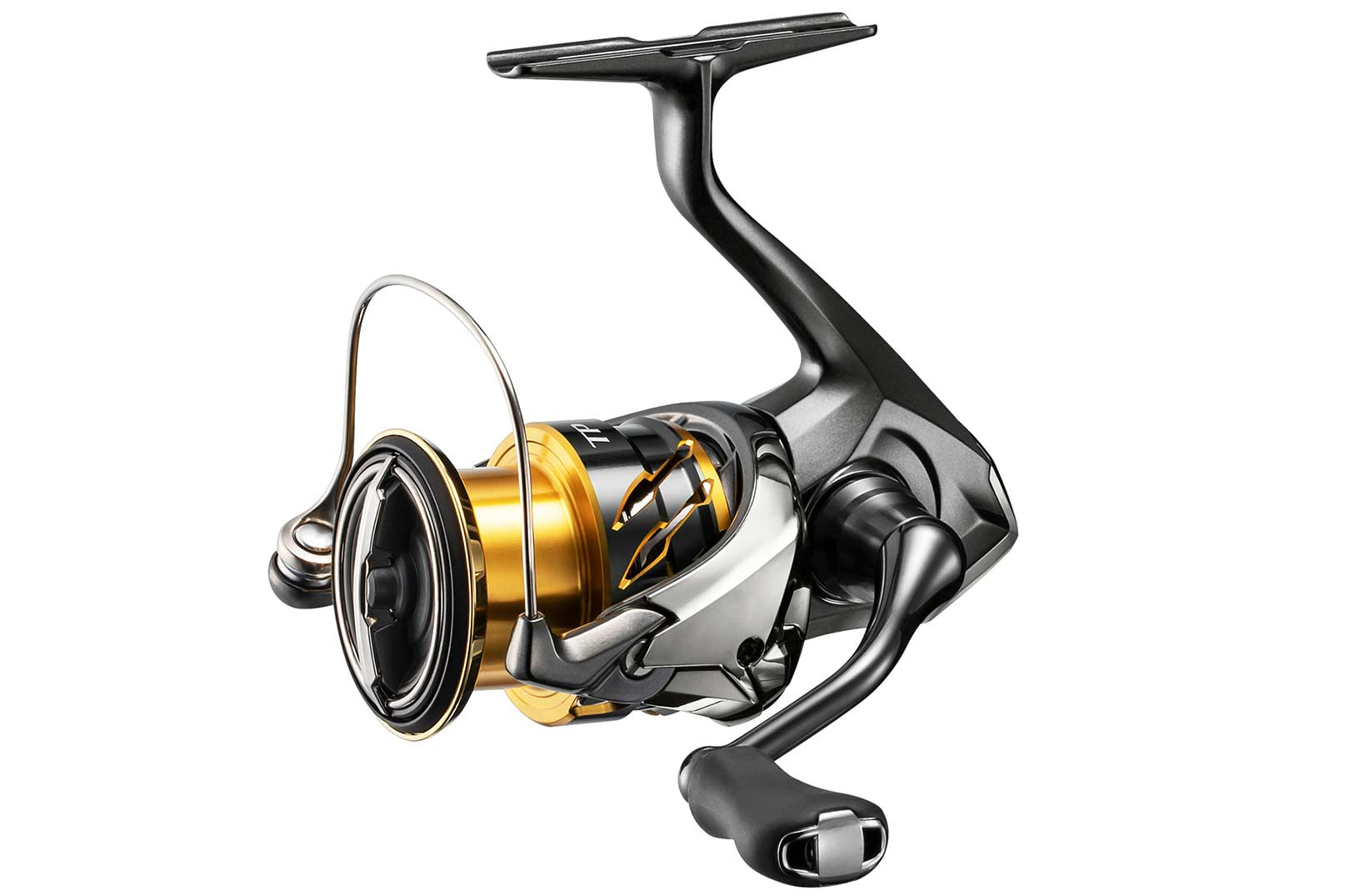 Shimnano Twin Power FD har en fuldstænding lysløs og friktionsfri gang, som gør fiskeriet til en ren nydelse.