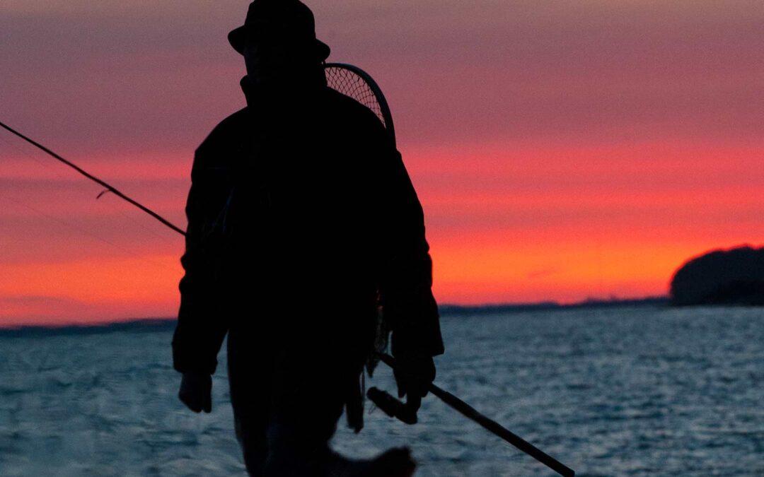 Få clearet hjernen - tag på fisketur