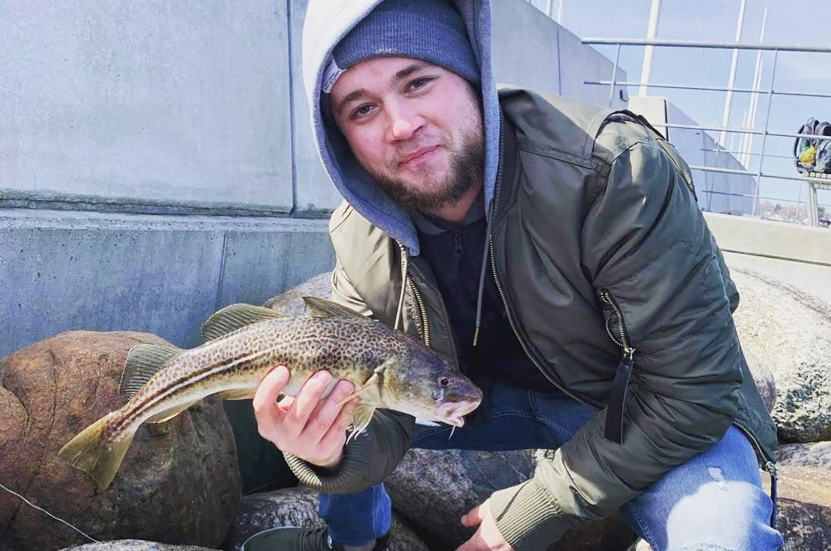 Fisketurene har været en stor hjælp for Mads Sørensen til at få clearet hjernen og tænkt livet godt igennem