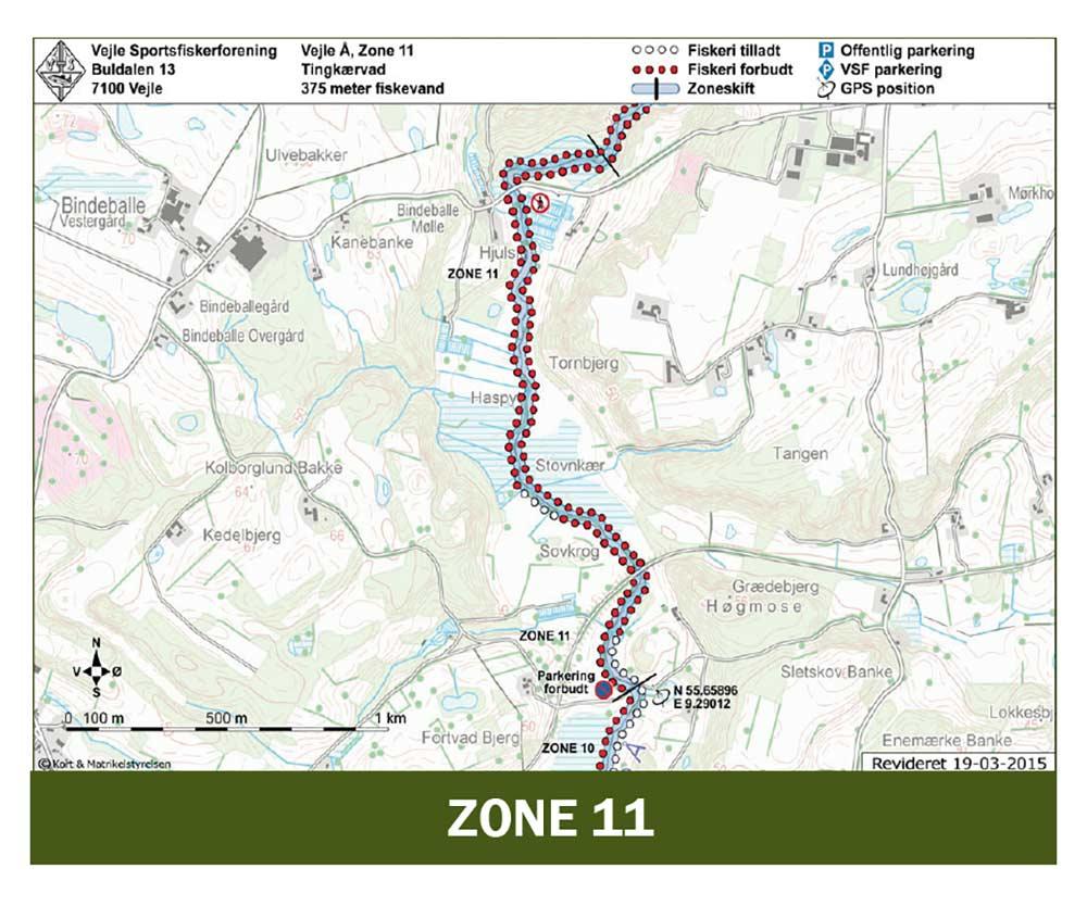 Zone 11 i Vejle Å
