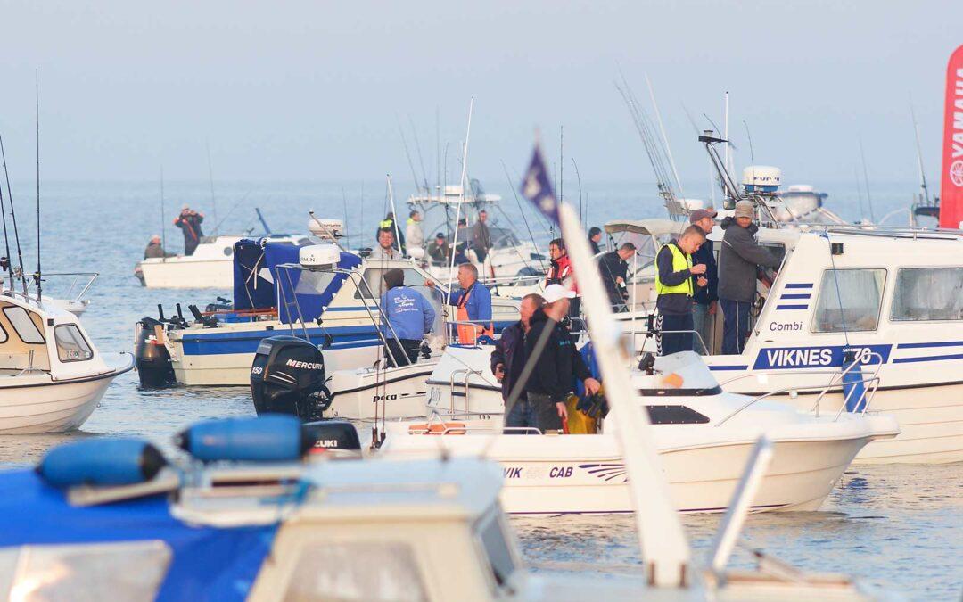 DM i Fladfisk vil blive afholdt med udgangspunkt i Onsevig Havn.