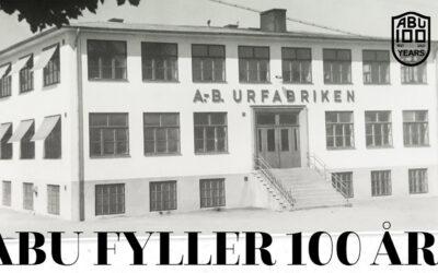 ABU fylder 100 år i 2021