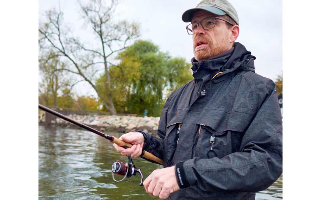 DSFs formand Torben Kaas lægger en ny linje, hvor blandt andet arbejdet for at øge lystfiskerturisme nedtones.
