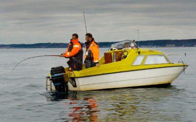 SEJLSIKKERT ALARM APP – HVIS DU KOMMER I NØD PÅ FISKETUREN