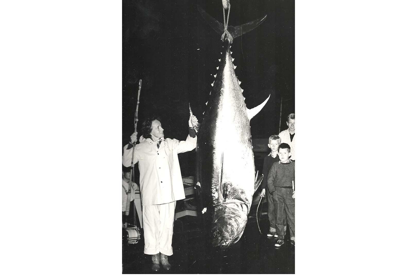 Nyna Kyvsgaard med tun på 293,5 kilo