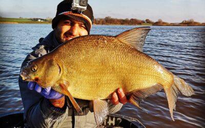 KINETIC FISKECUP 2021: KARPER OG BRASEN