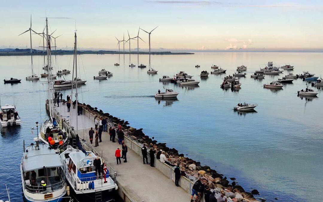 I weekenden går starten til årets DM i Fladfisk fra Onsevig Havn.