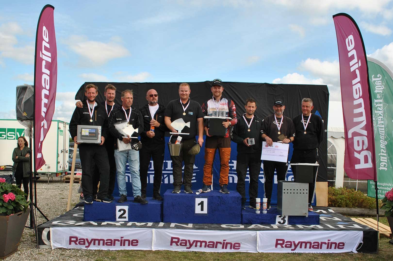 I Team konkurrencen vandt Team Limo fra Egå klart foran Team Stormen, Charlottenlund - tæt forfulgt af Team MP fra Odense.