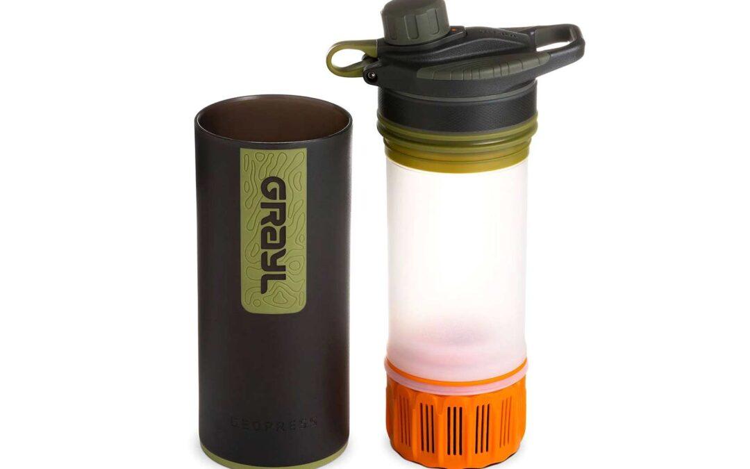 Grayl Geopress Purifier Bottle Friluftsland