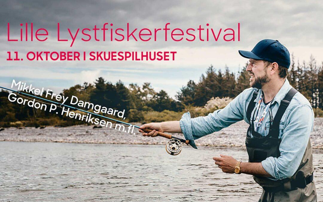 Lille Lystfiskerfestival på Det Kongelige Teater