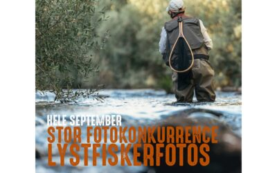 Fotokonkurrence: Hvem skyder årets fedeste lystfiskerfoto