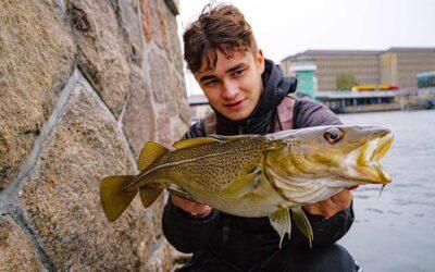 SÅ ER DER ÅBENT FOR FISKERI I KØBENHAVNS CENTRUM