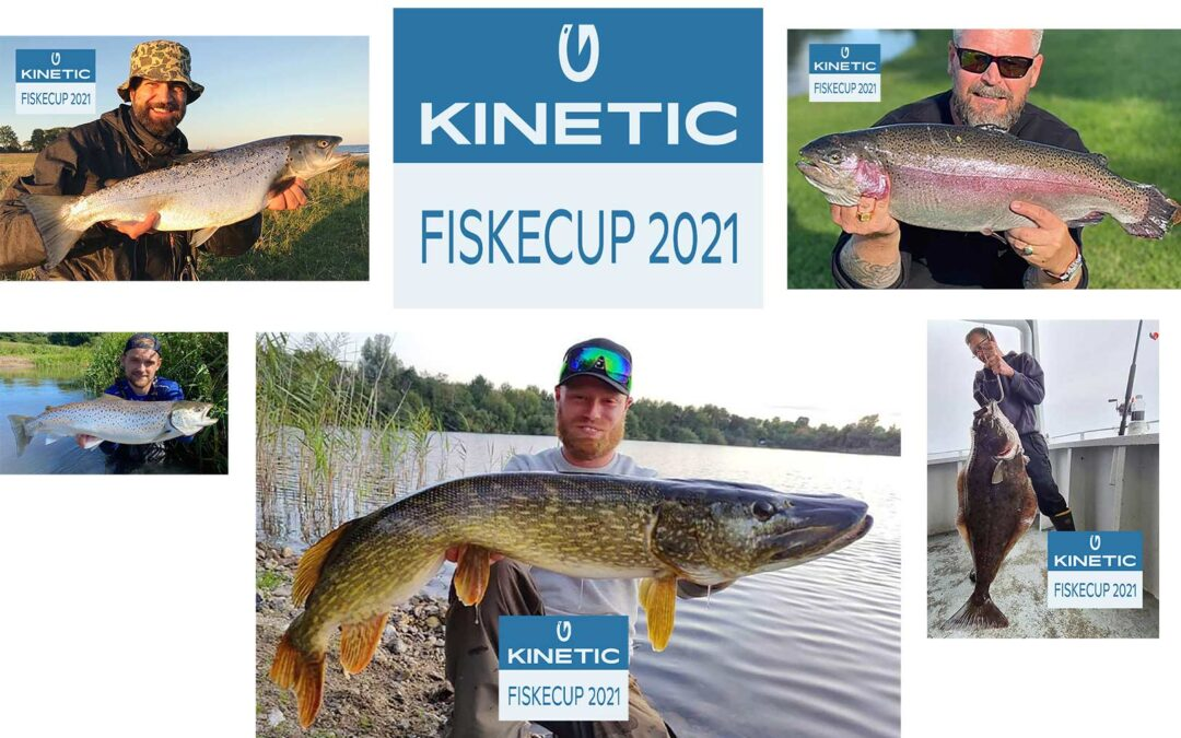 KINETIC FISKECUP 2021 – OG VINDERNE BLEV…