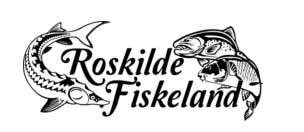 Screendump af RFLs logo fra deres hjemmeside, hvor der ikke er blevet informeret om den smitsomme og dødelige fiskesygdom i deres sø.